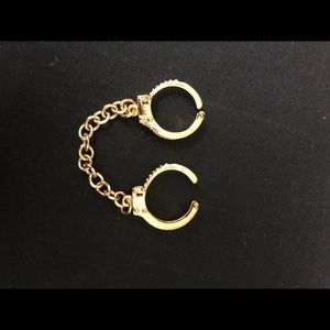 Jewelry - Double Handcuff Ring